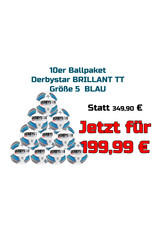 DERBYSTAR Brilant TT - Blau