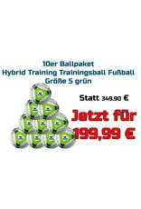 ERIMA Hybrid Trainingsball Grün