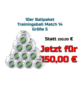 JAKO Trainingsball Match 14