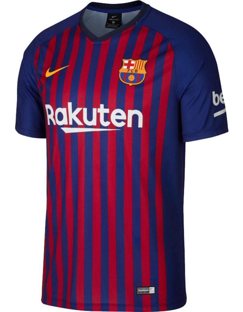 Nike Nike FC Barcelona Breathe Football Top Trikot Home