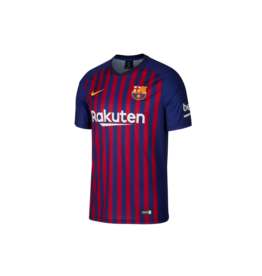 NIKE Nike FC Barcelona Breathe Football Top Trikot Home Junior