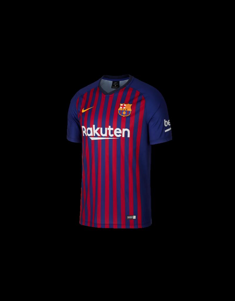 NIKE Nike FC Barcelona Breathe Football Top Trikot Home Junior