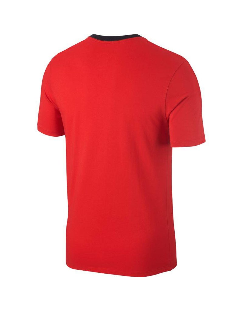 NIKE Men's Short-Sleeve T-Shirt - ROT