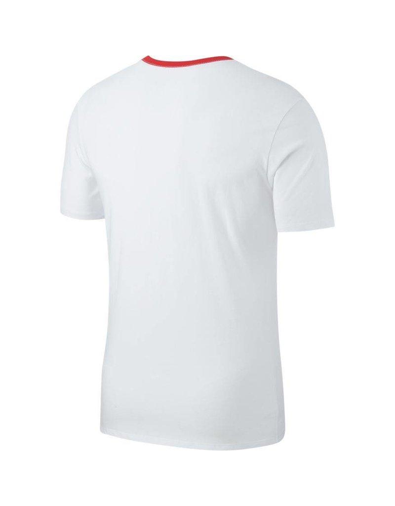 NIKE Men's Short-Sleeve T-Shirt - WEISS
