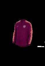 NIKE FC Barcelona Hymne Jacke - Lila