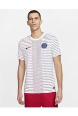 Nike Kurzarm-Fußballoberteil für Herren Paris Saint-Germain