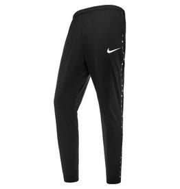 Nike Football Dry Academy – Jogginghose mit Zierbändern in Schwarz,