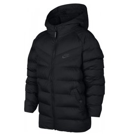 Nike Nike Sportswear Older Kids' Synthetic-Fill Jacket - Black