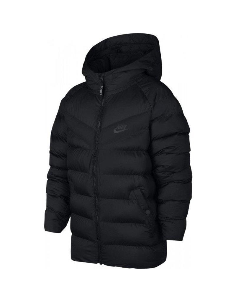 Nike Nike Sportswear Older Kids' Synthetic-Fill Jacket - Black