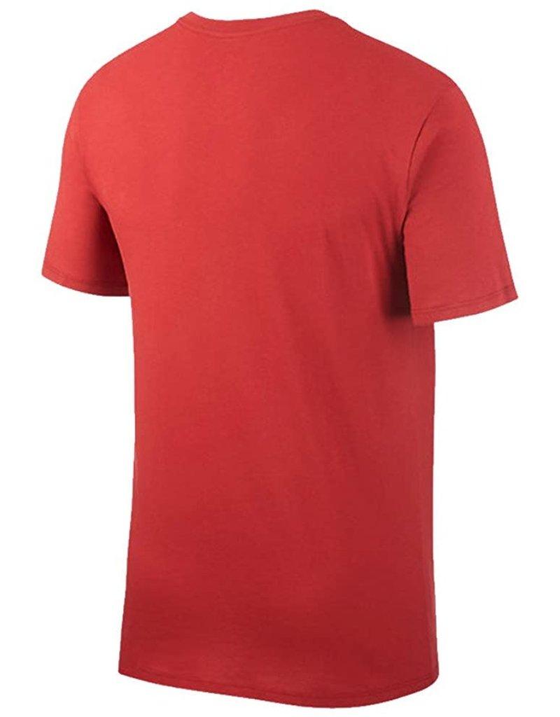 NIKE Nike 2017-2018 Galatasaray Crest T-Shirt (Pepper Red)