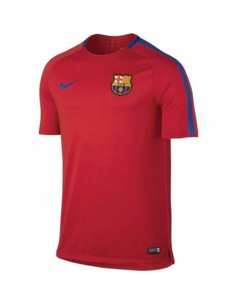 NIKE Nike FC Barcelona Breath Squad Jersey - MEDIUM