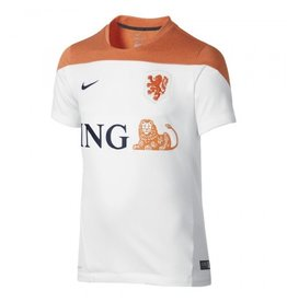 NIKE Nike Netherlands Squad Boys Heather Training Top (White)