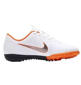 Nike Nike Jr Mercurial VaporX 12 Academy GS TF- WEISS