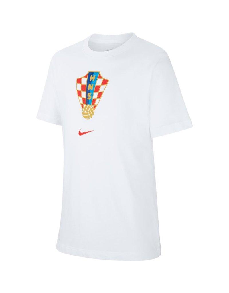 NIKE Big Kids' Soccer T-Shirt Croatia