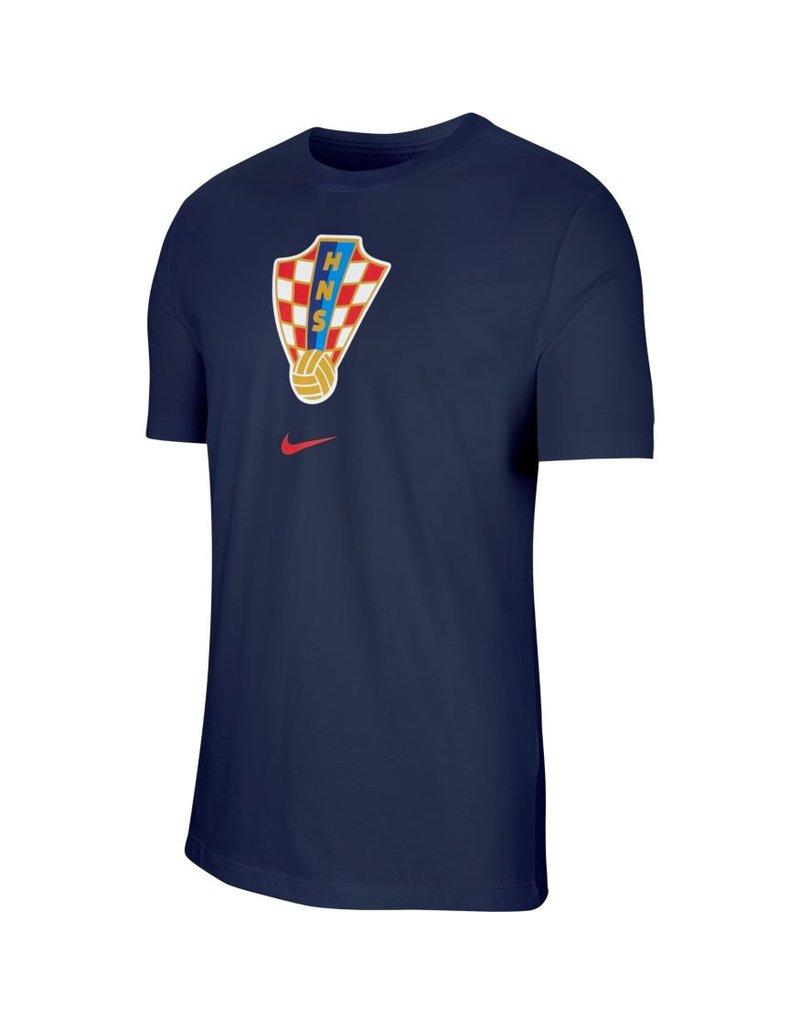 NIKE Men's Soccer T-Shirt Croatia