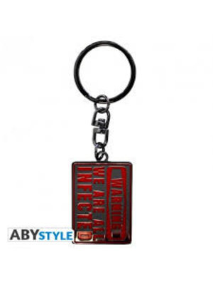 The Walking Dead We Are All Infected Keychain