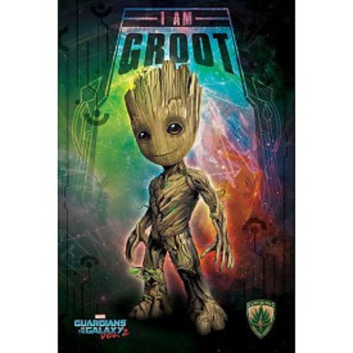 Guardians of the Galaxy VOL.2 I Am Groot Maxi Poster 61x91.5