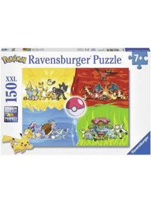 Pokemon Ravensburger Puzzle 150 Pieces