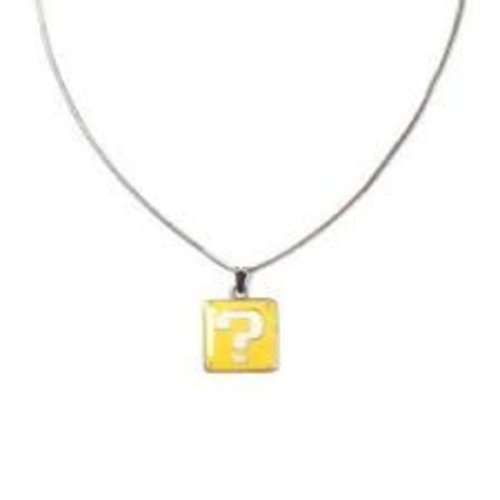 Difuzed Nintendo - Question Mark Box Necklace