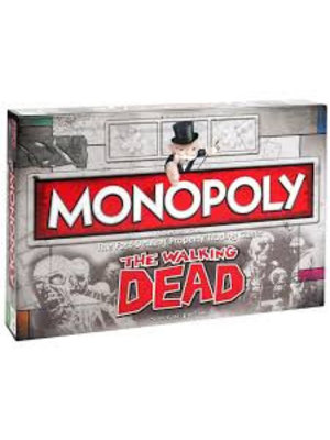 Monopoly The Walking Dead Edition