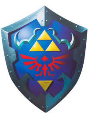 Legend of Zelda Hylian Shield Magnet