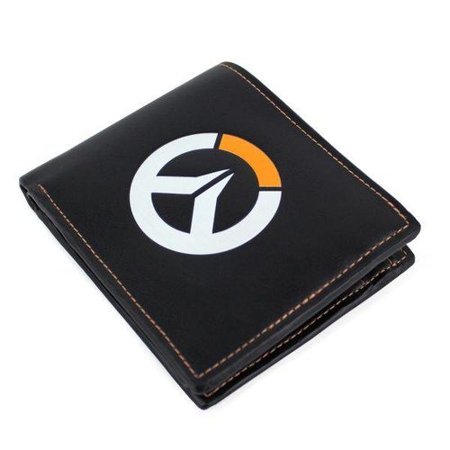 Overwatch - Faux Leather Portemonnee - Logo