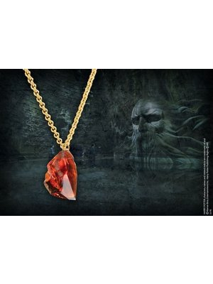 Harry Potter Sorcerer Stone Pendant Noble Collection