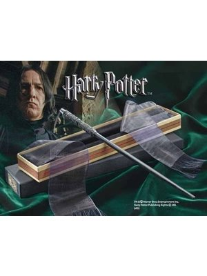 The Noble Collection Harry Potter Ollivander Wand Professor Severus Snape Noble Collection