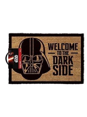Star Wars Welcome to the Dark Side Doormat 60x40