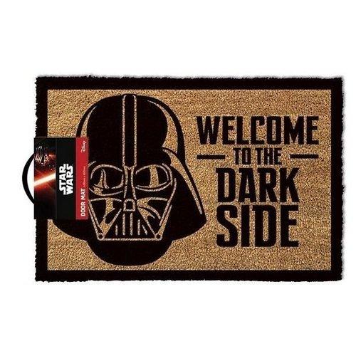 Star Wars Welcome to the Dark Side Doormat 60x40 PVC met Kokosvezels