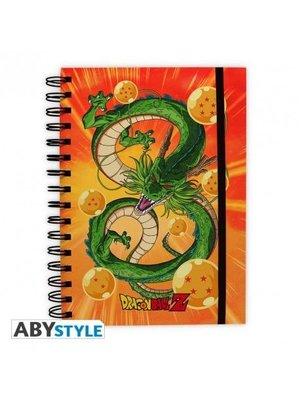 Dragonball Z Shenron Notebook A5