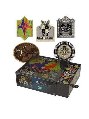 Harry Potter Puzzle Diagon Alley Shop Signs 5x200 PCS