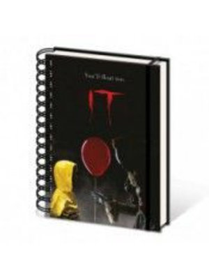 IT Pennywise & Georgie A5 Notebook