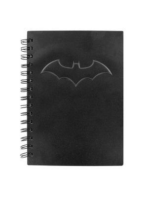 Batman Notebook Black With Logo