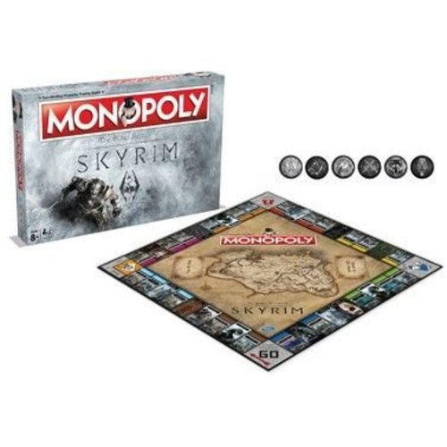 Monopoly The Elder Scrolls V Skyrim Edition