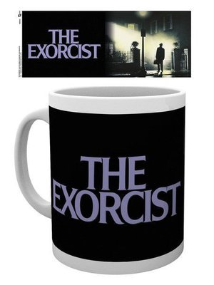 The Exorcist Key Art Mug