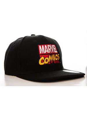 Marvel Comics Retro Logo Cap