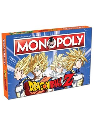 Monopoly Dragonball Z Edition