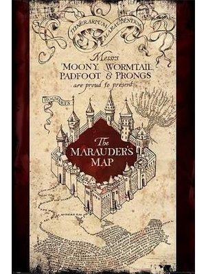 Harry Potter Marauders Map Maxi Poster 61x91.5