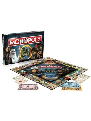 Monopoly The Lords of the Rings Trilogy Edition