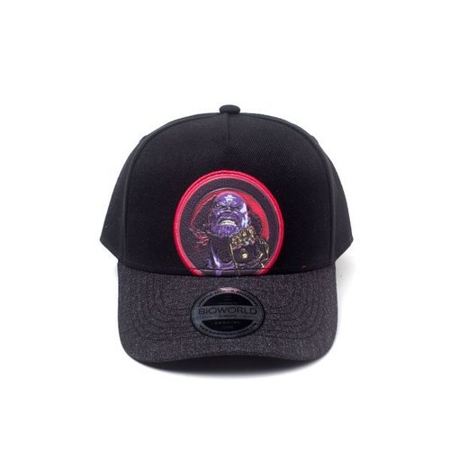 Difuzed Avengers - Thanos - Curved Bill - Pet