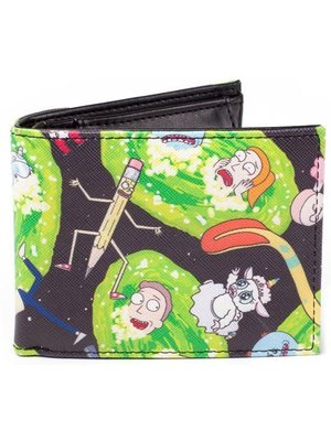 Rick and Morty Character Wallet