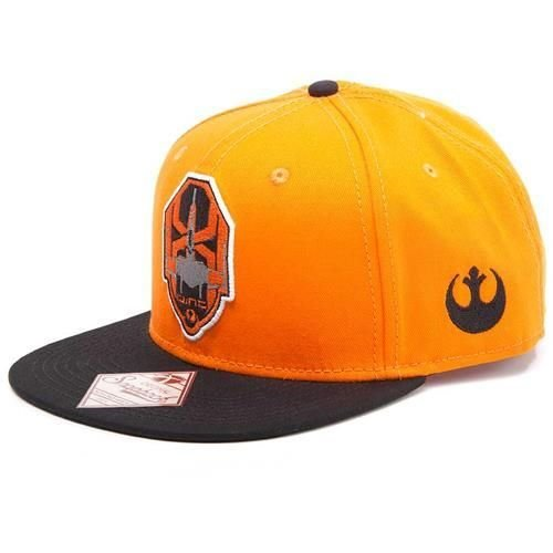 Star Wars The Force Awakens X-Wing Resistence Snapback