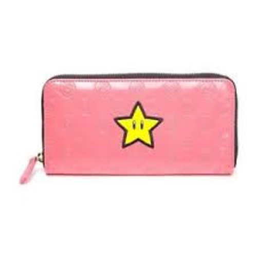 Nintendo Star Girls Wallet