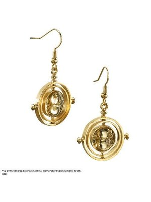 Harry Potter Time Turner Earrings Noble Collection
