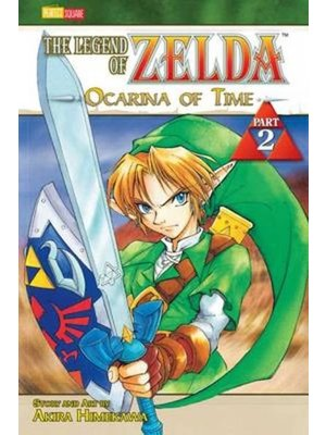 Legend of Zelda Vol 02 Ocarina of Time Part 2 Manga