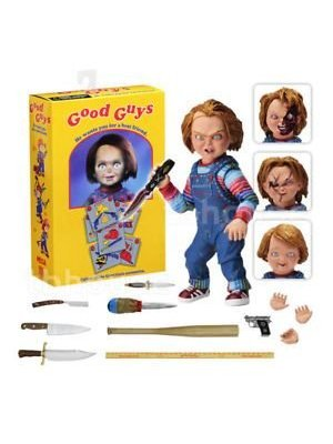 Childs Play Chucky 7 inch Action Figure NECA