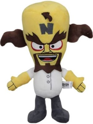 Crash Bandicoot Pluche Neo Cortex 20cm