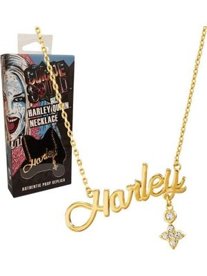Suicide Squad Harley Quinn Necklace Noble Collection