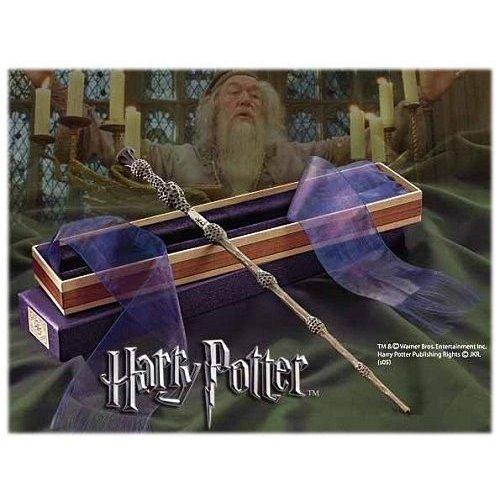 Harry Potter Ollivander Wand Albus Dumbledore Noble Collection